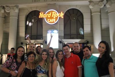 Boulevard Kukulcan - Hard Rock Café