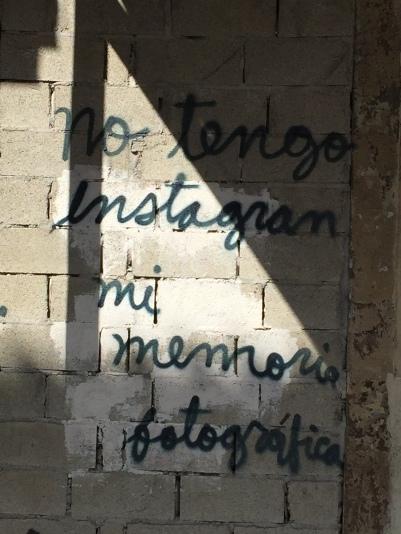 Arte de rua - Casco Viejo