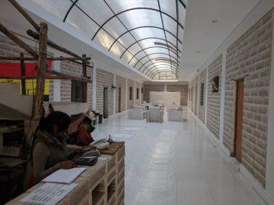 Hotel de Sal Casa Andina