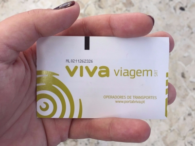 Ticket do metro