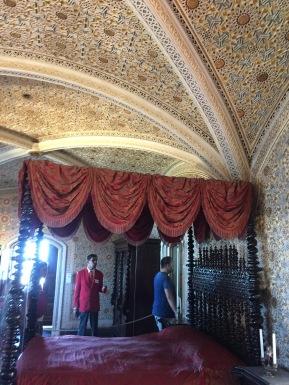 Palácio da Pena - aposentos