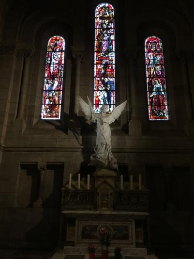 Basílica - dentro