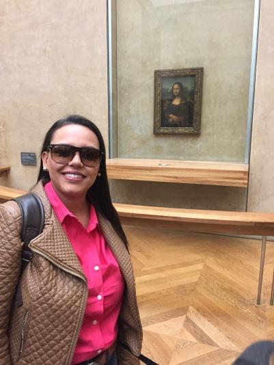 1- Mona Lisa