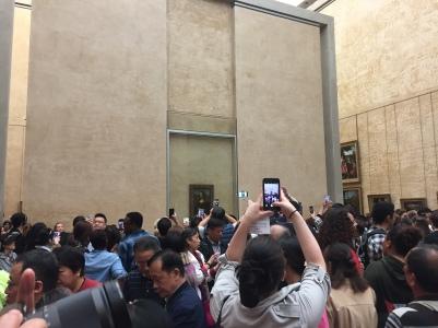 Mona Lisa - realidade
