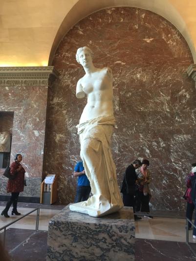 2- Venus de Milo