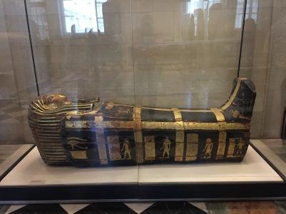 4- Múmias e sarcófagos