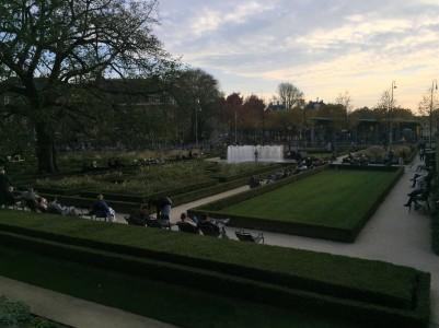 Rijksmuseum - jardins