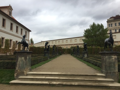 Jardins doPalácio Valdstejnska