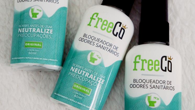 freeco bloqueador de odores sanitários