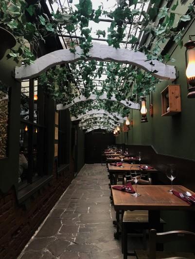 The Heaven Restaurant